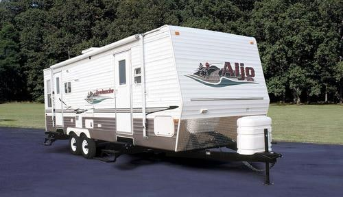 2004 Skyline Aljo Avalanche 2690 Travel Trailer Over 4000 Lbs Rv Buyers Guide Fifth Wheels Travel Trailers Toy Haulers