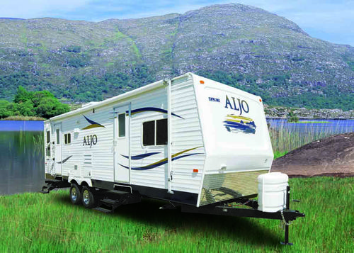 2007 Skyline Aljo 2890 Travel Trailer Over 4000 Lbs Rv Buyers Guide Fifth Wheels Travel Trailers Toy Haulers