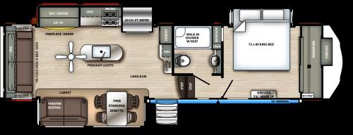 Forest River Sandpiper Fifth Wheel Trailer Buyers Guide Wheels Travel
